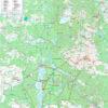 Bory Tucholskie mapa pdf