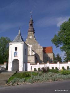 Sanktuarium w Byszewie