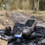 dobiornik GPS na rowerze