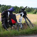 Z czym na rower?