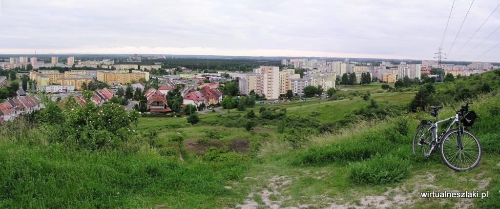 Szlak im. Jeremiego Przybory - Panorama Fordonu