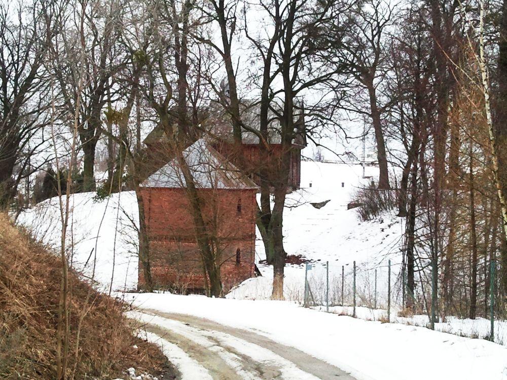 Kaplica i tzw. Kalwaria w Studziance, fot. P. Siemiątkowski