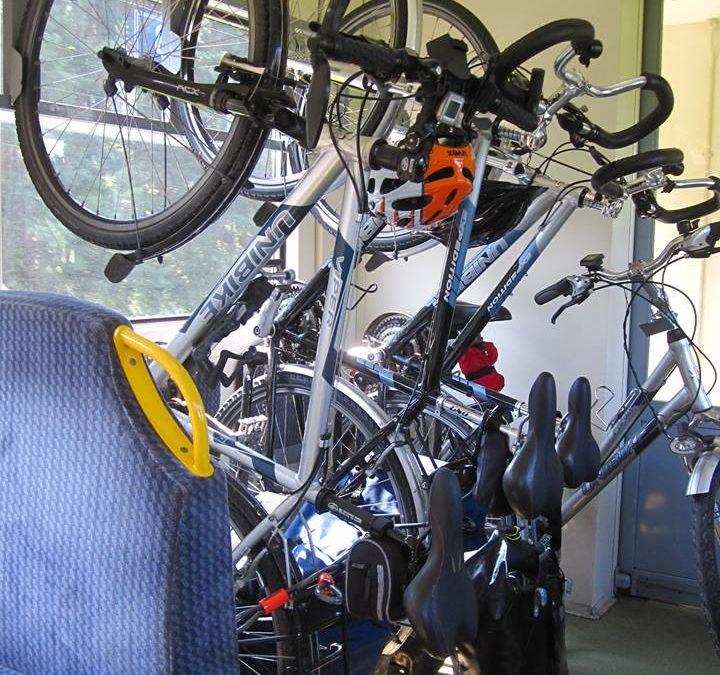 POMYSŁ NA WEEKEND: Okolice Bydgoszczy rowerem i pociągiem