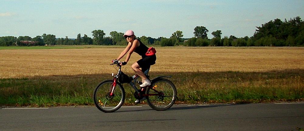 ODKRYWCY REGIONU – Rowerem Przed Siebie