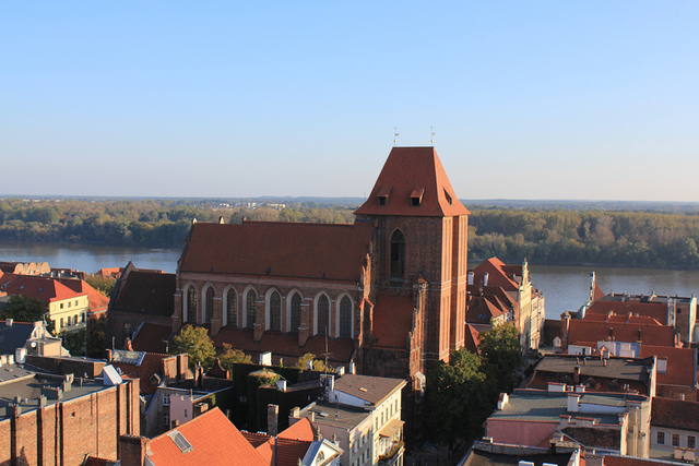 Toruń / fot. Tomasz#Jakubowski / Foter / CC BY-NC-ND