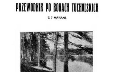 Przewodnik po Borach Tucholskich na Mikołajki