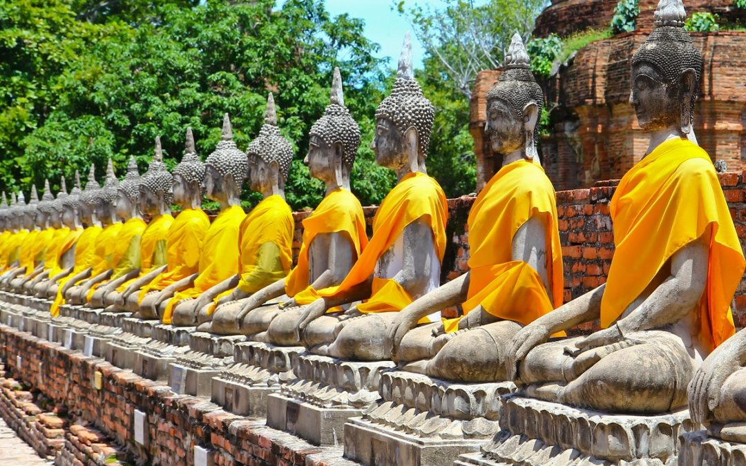 Egzotyczna Azja – poznaj dwa najciekawsze kierunki.
