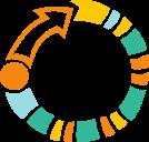 Logo szlaki przygody