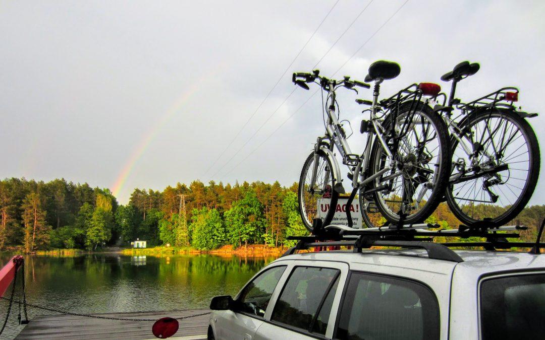 Jak przewieźć rower? Rodzaje bagażników rowerowych