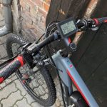 panel sterowania w rowerze elektrycznym