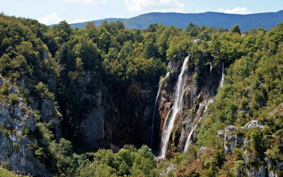 Szlaki górskie w Chorwacji