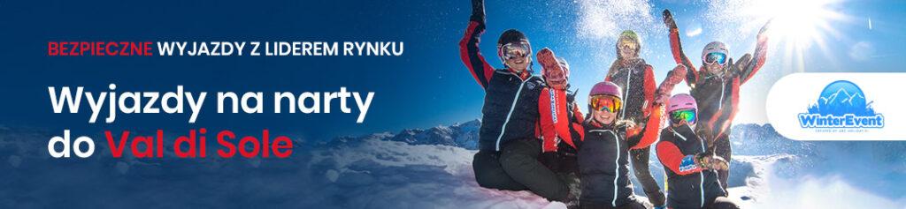 Szaleństwo narciarskie w Val Di Sole