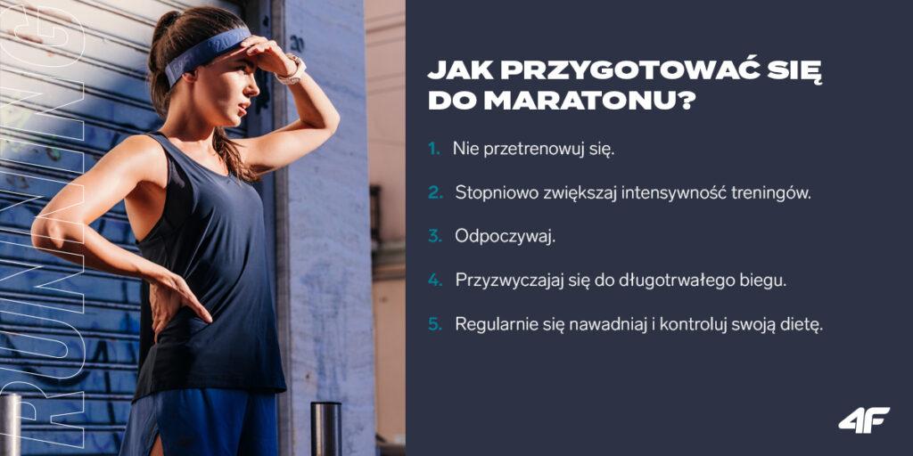 jak przygotować się do maratonu