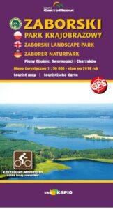 Zaborski Park Krajobrazowy - mapa pdf