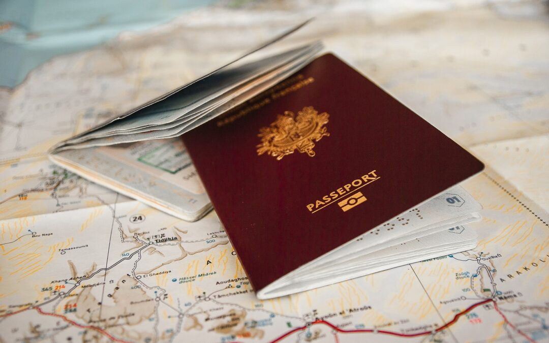 Paszport w podróży